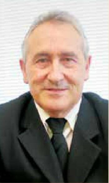 Gelson Oliveira, presidente da JR. Oliveira: mais de três décadas de atuação